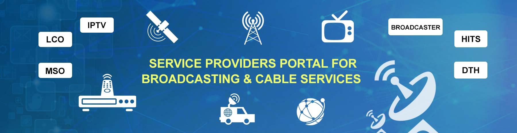 Service Providers Portal