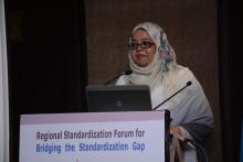 Regional Standardization Forum for Bridging the Standardization Gap